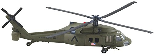 InAir Limited Edition Black Hawk UH-60 Helicopter - 1:60 Scale