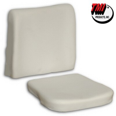 TMI Products Tmi Front Seat Foam Padding For Top And Bottom On One Front Seat Of A 1965 To 1967 Beetle price tips cheap