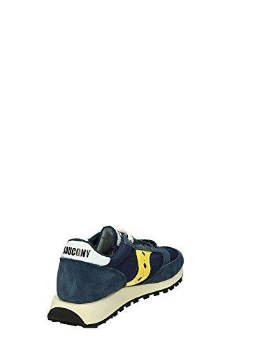 Saucony - Zapatillas para hombre Blu Giallo
