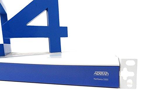 ADTRAN 4200880E2 NetVanta 3305 Multi-Slot Access Router