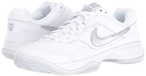 Ginnastica Bianco Scarpe Donna 100 medium Silver Da 845048 100 white Nike Grey matte qRw6I