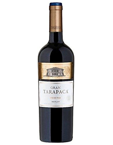 Vino Tinto Merlot Gran Tarapaca 750 ml