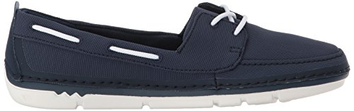 Navy Shoe 6 5 Textile Women's Us Step Wide Sand Boat Maro Clarks zwXYqTRY