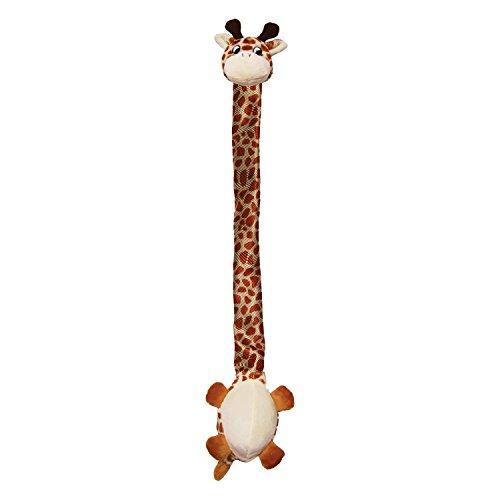 KONG Danglers Dog Toy Giraffe -