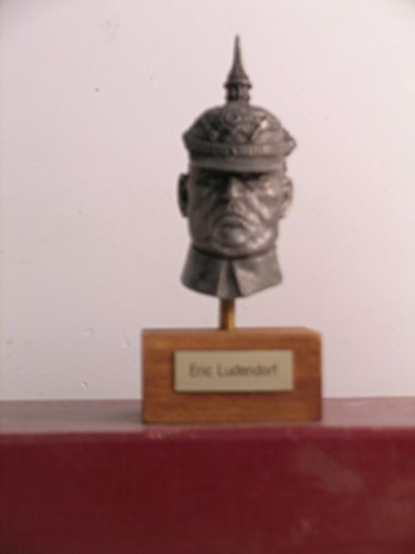 (Bust of German WW I