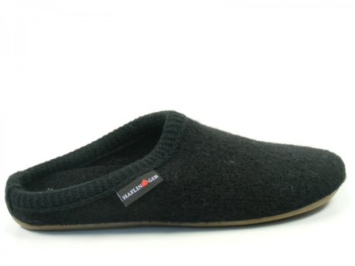 Blau Classic adulto Pantofole Haflinger Dakota Unisex f6qOX