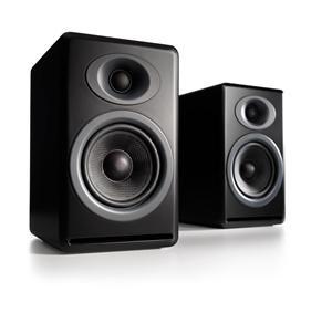 Audioengine P4 Black (Pr.) 2-Way Passive Bookshelf Speaker (AP4B)