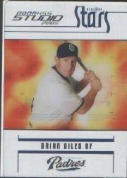(2005 Studio Stars Baseball Card #46 Brian Giles)