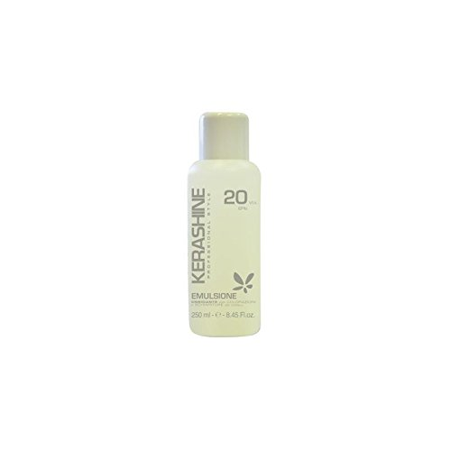 Oxidizing Emulsion For Coloring And Lightening Hair 20 Vol 250 ml KERASHINE