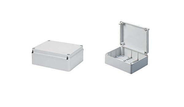 Caja Gewiss caja de derivación con tapa Bajo a tornillo para instalaciones eléctricas: Amazon.es: Bricolaje y herramientas