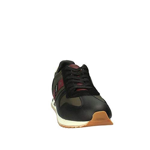 Uomo nyl Shoes 7fmemphis01 43 Verde Blauer Sneakers OxvEgwxqCp