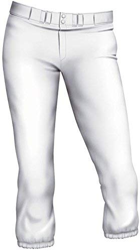Easton A164147WSDXXS Women's Baseball Clothing Pants Fastpitch, - Womens Easton Pro Pant