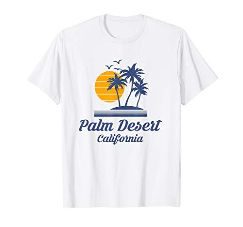 Palm Desert California Beach City Home Tourist Souvenir  T-Shirt (Kids Palm Desert)