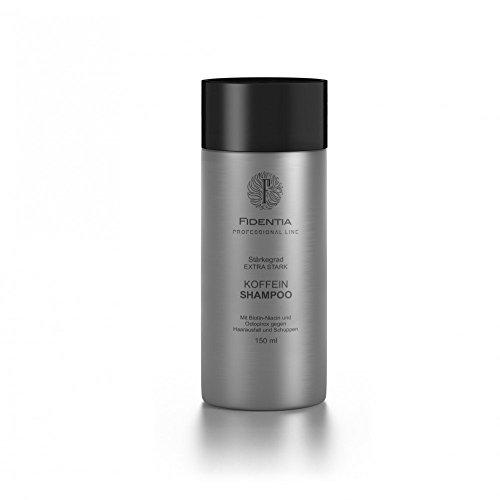 Fidentia Premium Coffein Shampoo - 150ml extra stark ohne Parabene und Silikone