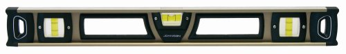 Johnson Level and Tool 1501-4800 Johnson 48-Inch Heavy Duty Magnetic Professional Aluminum Level