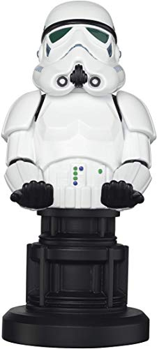 Cable Guy - StormTrooper - Controller and Device Holder (Xbox 360 Starwars Controller)