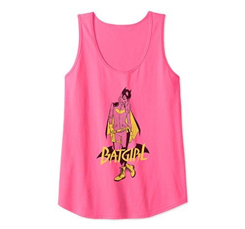 Womens Batgirl All New Tank Top ()