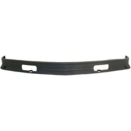Make Auto Parts Manufacturing - C/K FULL SIZE PICKUP 1988-2002 New Air Dam Deflector Lower Valance Apron Front Chevy Suburban C1500 Primed With Tow Hook Holes - GM1090105
