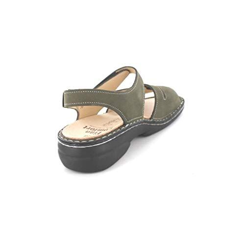 Sandales Femme 02562 pour Finn 007223 Comfort FwBxnpqS0t