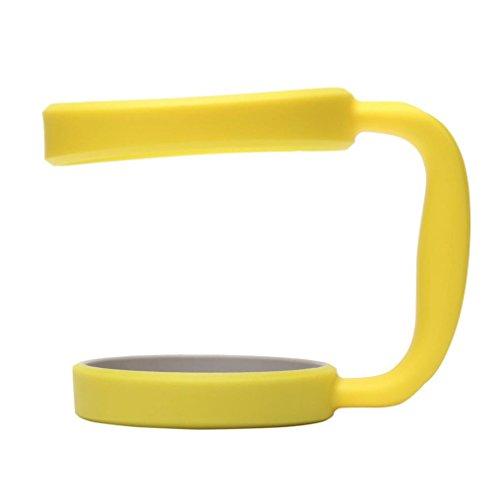 Hot Sale!Canserin Tumbler Mug Handle For 20 Oz/ 30 Oz Stainless Steel Insulated Tumbler Mug Handle (Yellow (30))