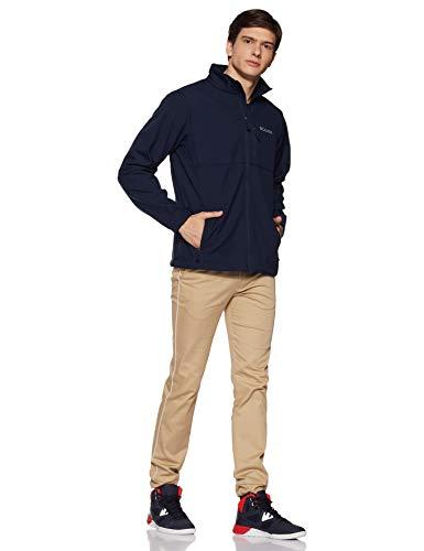 Columbia Men's Ascender Softshell Jacket, Collegiate Navy, X-Large