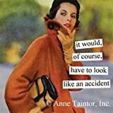 Anne Taintor 1189 3-3/8-Inch Square Magnet, Accident