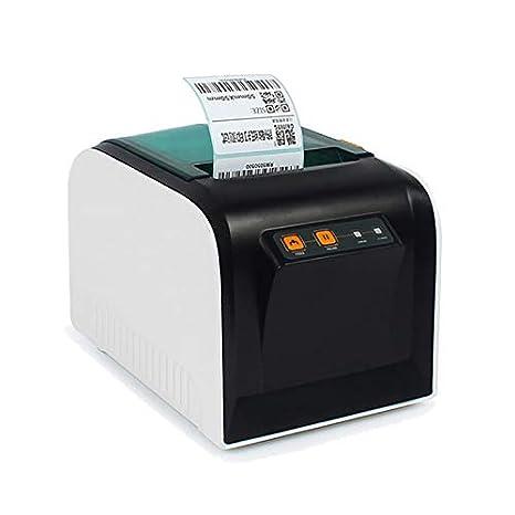 CICIN Impresora térmica de código de Barras Bluetooth de ...