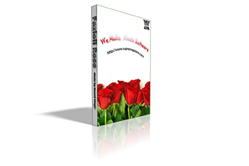 Sound Magic Fazioli Rose Virtual Piano Software by SoundMAGIC