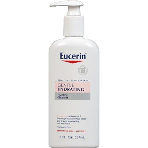 Eucerin Sensitive Skin Gentle Hydrating Cleanser 8 Fluid (Skin Gentle Hydrating Cleanser)