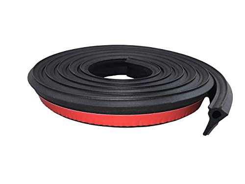 ESI Ultimate Tailgate Seal with Taper Seal 10ft for use with Truck Caps and Tonneau Covers