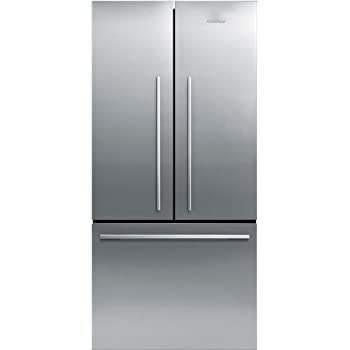 Fisher Paykel Activesmart 17 Cu. Ft. French Door Refrigerator - Stainless Steel - Rf170adx4