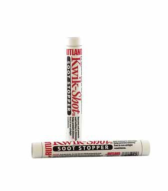 - Rutland 100S 3 Oz Kwik-Shot Soot Stopper (36)