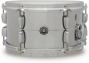 Gretsch Drums Brooklyn Series Steel Snare Drum 13 x 7