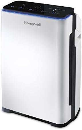 Honeywell HPA710E4 - Purificador de aire (21 m², 187 m³, 8 h, 1,8 ...