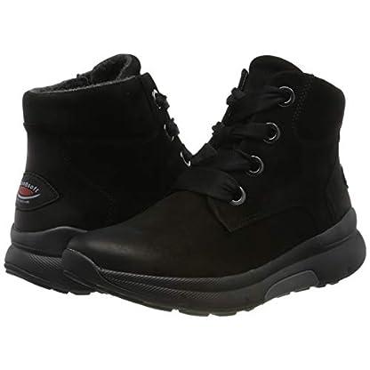 Gabor Shoes Women's Rollingsoft Ankle Boots, Black (Schwarz (Mel.) 47), 7 UK 7