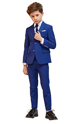Toddler Kids Boys Suits Set Slim Fit Suit
