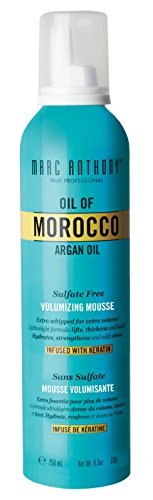 Price comparison product image Marc Anthony Argan Oil Mousse Volumizing 8.5 Ounce (Extra-Hold) (250ml)