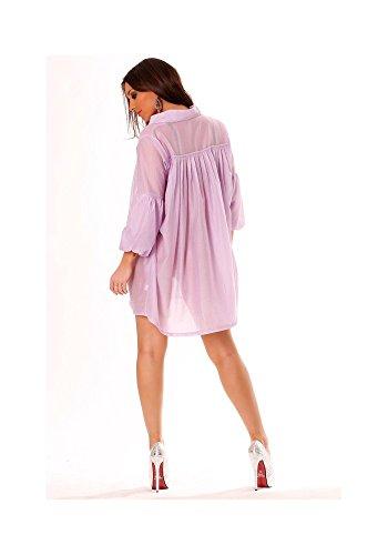 dmarkevous - Camisas - para mujer morado
