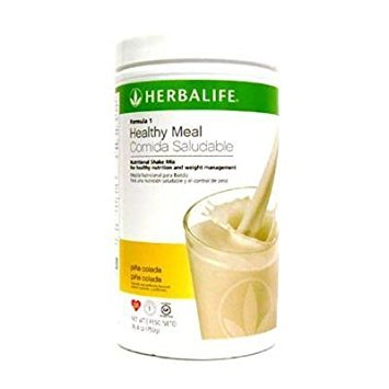 Herbalife Formula 1 Nutritional Shake Mix, Pina Colada, 550g (Pina Colada Shake)