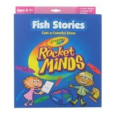 Rocket Crayola - Rocket MindsTM Story Starter - Fish Stories [Toy]