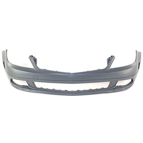 08-11 C-Class w/o AMG Package Front Bumper Cover Assembly MB1000298 2048850925
