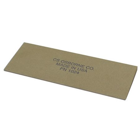 C.S. Osborne and Co. No. 1024 - Sharpening Stone, Perfect for Edge Tools