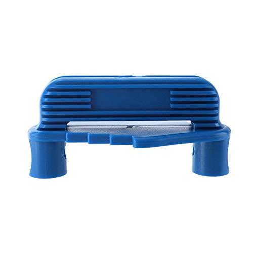 - Ewer Center Scriber, Center/Offset Marking Tool, Blue