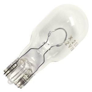 Bulbrite 715508 - 18 Watt Xenon Light Bulb - T5 - Wedge Base - /Xenon - Clear - 20,000 Life Hours - 250 Lumens - 12 Volt - 12v Clear Wedge Base