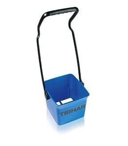 Tibhar Ballsammler für 130 TT-Bälle, blau