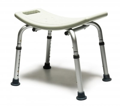 Lumex 7931A-1 Platinum Collection Bath Seat without Backrest by Lumex