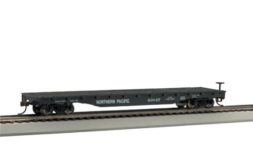Bachmann Trains Northern Pacific Flat Car from Bachmann Trains