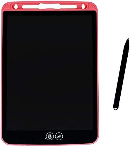 LKJASDHL 子供のための新しい10インチの細かい手書き液晶電子タブレットソース工場直接子供のための落書きLCDライティングボード液晶ライティングパッド (色 : レッド)