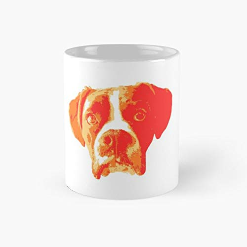 Animals Duke Boxer 11 Oz Coffee Mugs