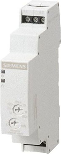 Siemens 7PV1518-1AW30 Timing Relay, On Delay Function, 0....